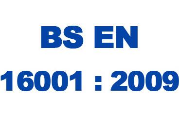 BS EN 16001